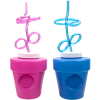 Flower Sipper Cup Party Favors