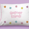 Autograph Pillowcases great for Sleepover Parties