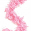 Pink Feather Boas are great for Girly Birthday Parties
