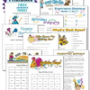 Printable Birthday Party Games from A to Z