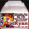 Custom Personalized Bakugan Party Favor Boxes