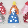 Paper Birthday Party Favor Boxes