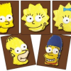 Simpsons Birthday Party Supplies and Favors