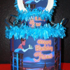 The Princess and The Frog Birthday Party Pinata