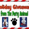 Win a Stuffable Snowbear Kit- CLOSED