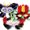 Mardi Gras Party Masks