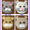 Edible Zhu Zhu Pets Party Favors