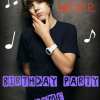 Justin Bieber Birthday Party Theme