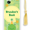 Personalized Bookmark Party Favors