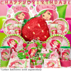Strawberry Shortcake Birthday Party Supplies