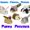 Furreal Friends Furry Frenzies are moving into the Zhu Zhu Pet Neighborhood
