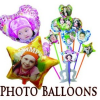 Personalized Photo Balloons – Have your Picture appear on a Balloon