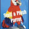 Stuff a Plush Parrot Party Activity