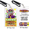 Chuck E Cheese Party Invitations