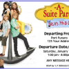 Suite Life of Zack and Cody Party Invitations
