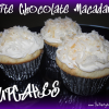How to Make White Chocolate Macadamia Cupcakes
