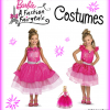 Barbie Fashion Fairytale Costumes