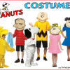New Snoopy and Peanuts Costumes