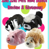Zhu Zhu Pets Wild Bunch Review and Giveaway – CLOSED