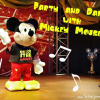 Dance Star Mickey is the Perfect Party Guest