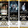 Harry Potter and the Deathly Hallows Party Invitations