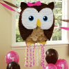The kids will have a HooT with this Owl Pinata
