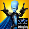 Megamind Birthday Party Theme