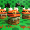"How to Make Santa ""Oops"" Cupcakes using Roundabouts Cupcake Sleeves"