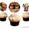 Disney Tangled Cupcake Ideas