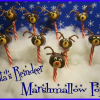 How to Make Santa's Reindeer Marshmallow Pops