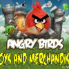 Angry Birds Toys and Merchandise