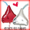 Hershey's Kiss Balloons are Perfect for Valentine's Day