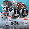 Superbowl XLV Party Invitations and Supplies