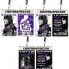 Justin Bieber Never Say Never Movie VIP Party Invitations