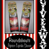 Roundabouts Popcorn Cupcake Sleeves Giveaway – CLOSED