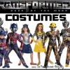 Transformers 3 Dark of the Moon Costumes