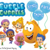 Bubble Guppies Birthday Party Theme