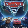 Disney's Cars 2 Birthday Party Theme