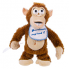 Crazy Monkey Toy that throws a Tantrum