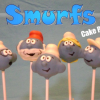 Smurf Cake Pops made to Order