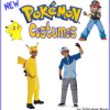 New Pokemon Costumes – Pikachu and Ash