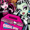 Monster High Ghoul Spirit Video Game for Wii and DS