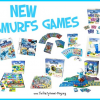 Check out all the NEW Smurfs Games available