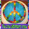 How to Make a Tie Dye Birthday Cake