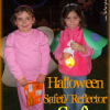 Halloween Pumpkin Safety Reflector Craft