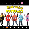 Pac-Man Costumes – taking it back to the 80's