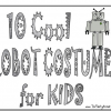 10 Cool Robot Costumes for Kids