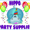 Hippo Party Supplies and Party Ideas