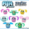 Fijit Friends Newbies are here and the kids are going to love them
