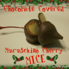 How to Make Chocolate covered Maraschino Cherry Mice